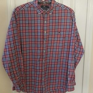 Vineyard vines button down slim fit Tucker shirt